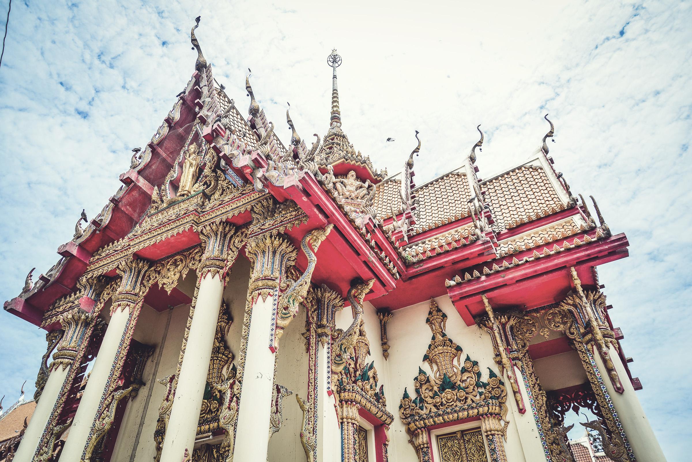 Bangkok Temple travel Photography