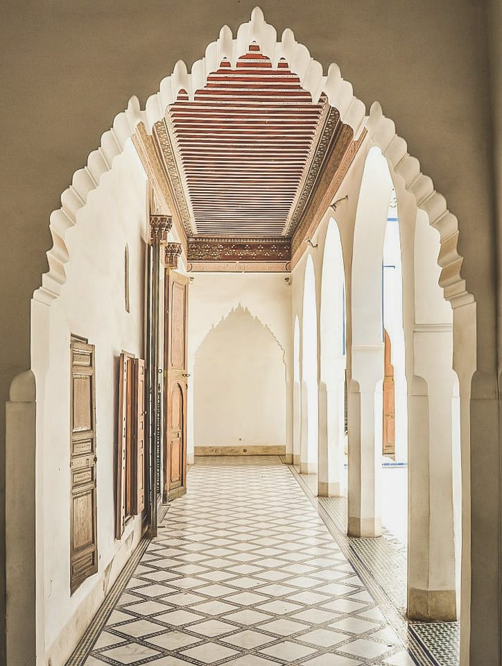 Marrakesh Travel Photography Architecture
