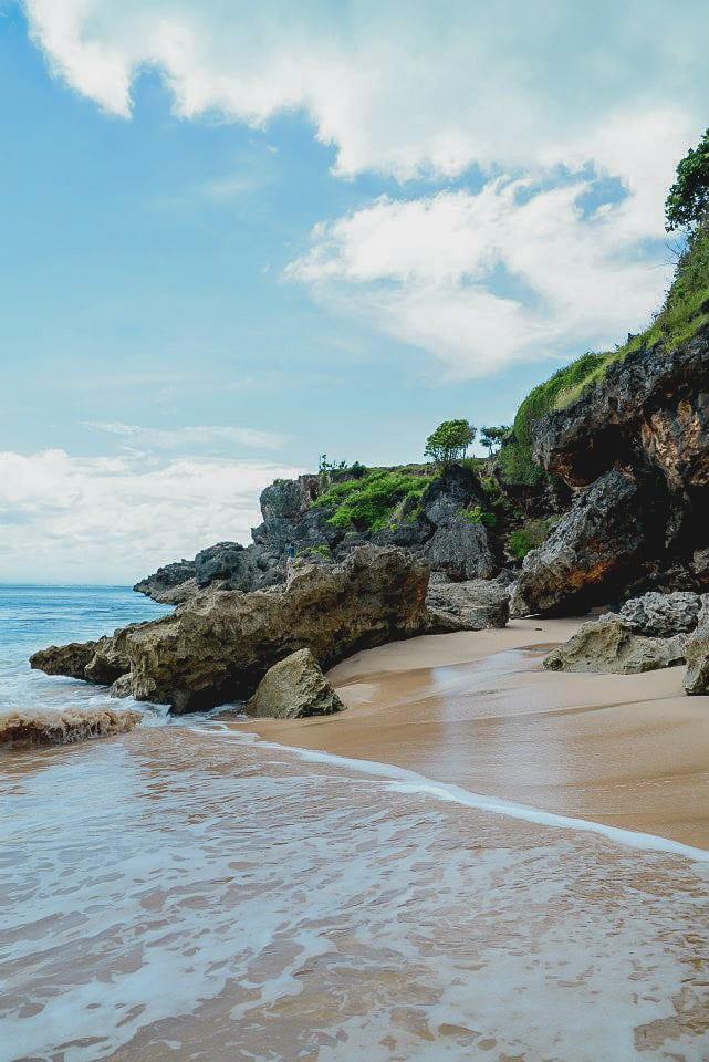 Bali Beach Travel Photography