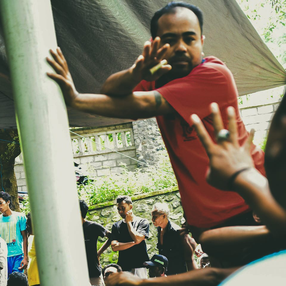 Hahnenkämpfe Bali Indonesien Reportage Fotografie