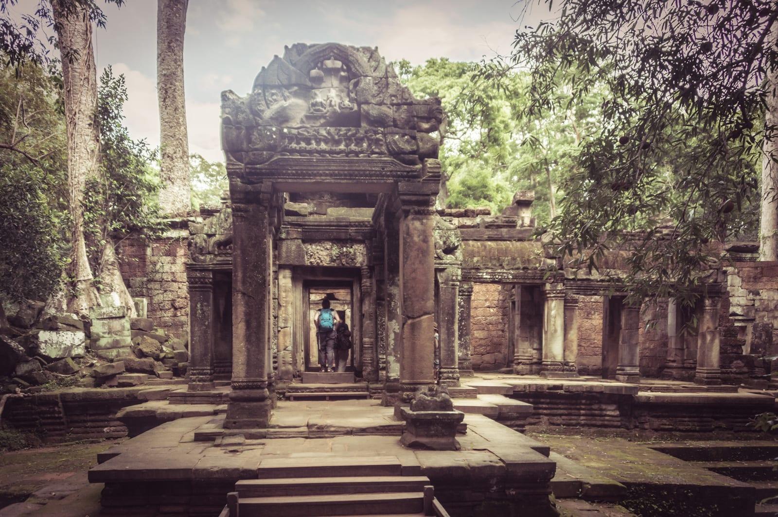 Angkor Wat Kambodscha Fotografie