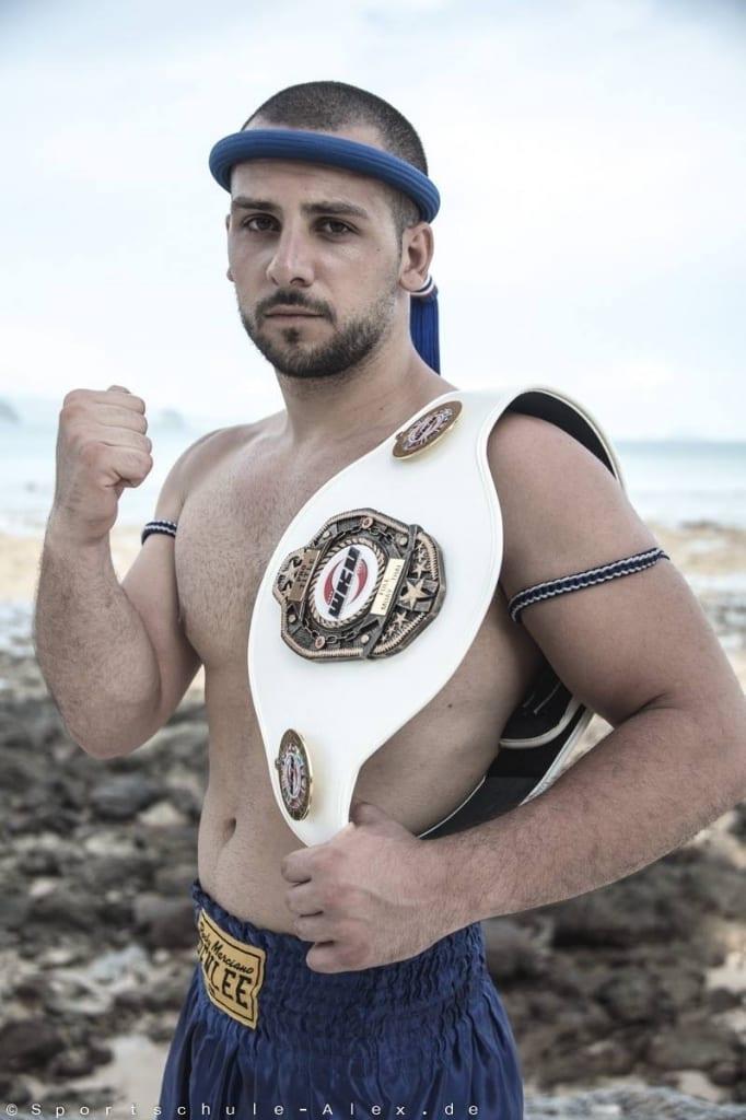 WKU Muay Thai Champ