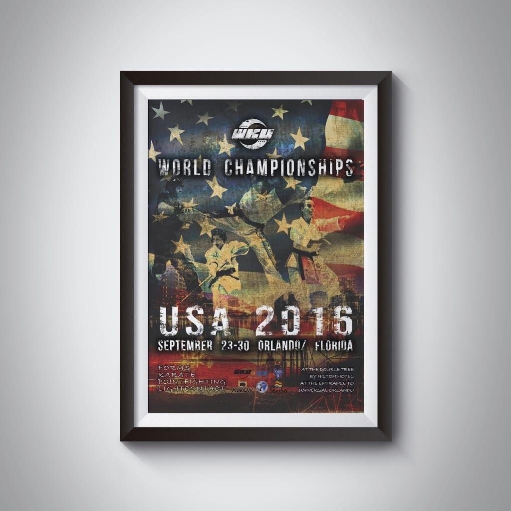 Plakat Print Kampagne WKU