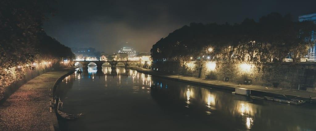 Rome Nacht Fotografie