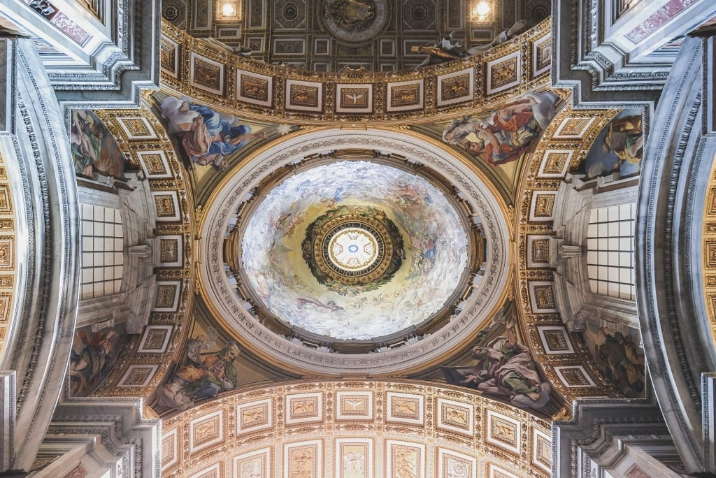 Vatikan St Pauls Cathedral Travel Photography Culture Architecture Photography