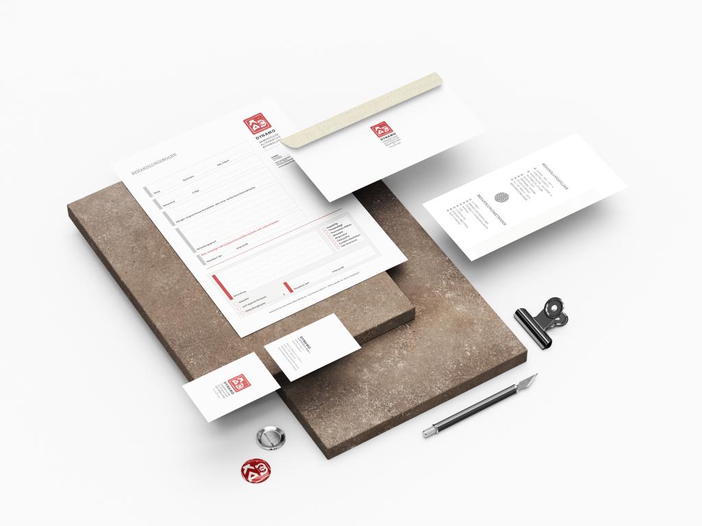 Medien- Design und WordPress DYNAMO