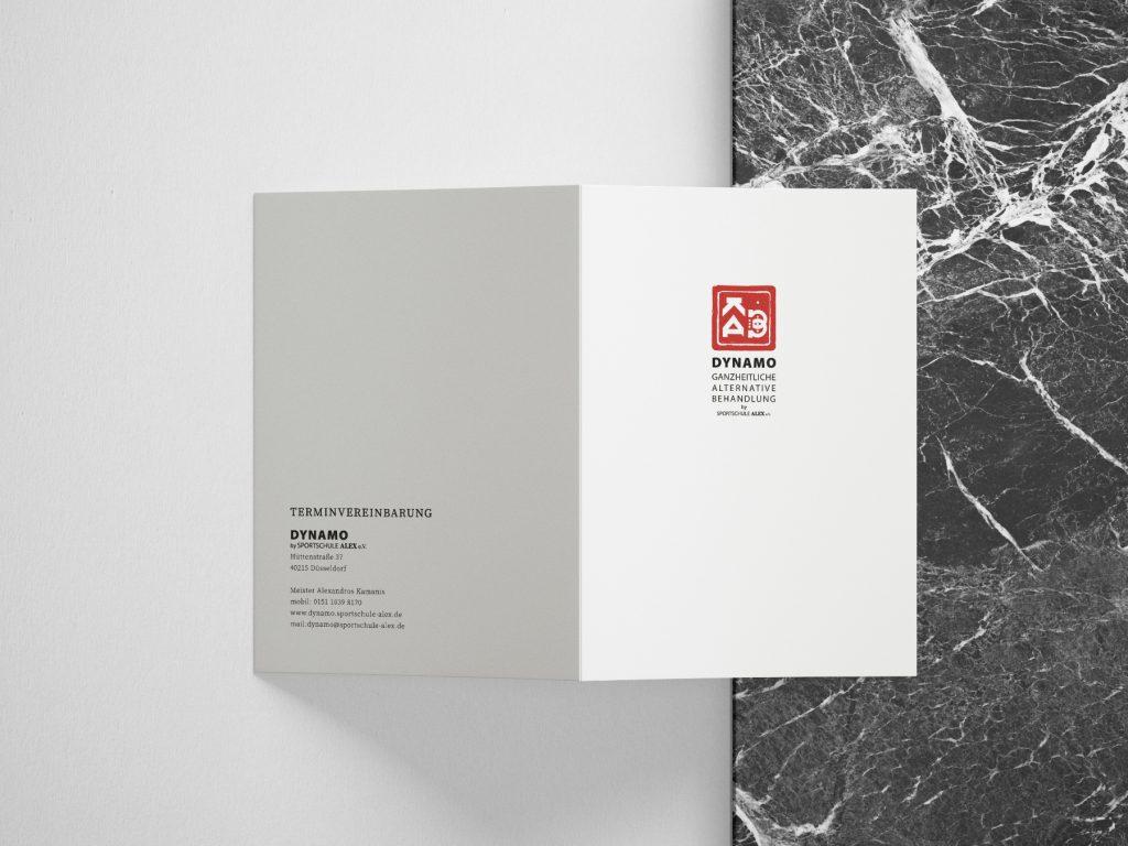 Faltkarten Design Düsseldorf