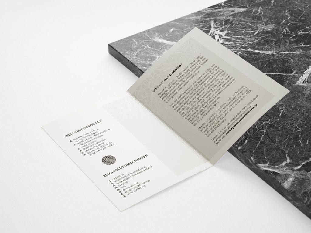 Flyer Design DYNAMO