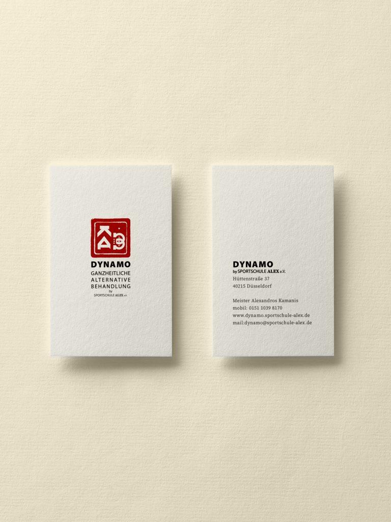 Visitenkarten Design Düsseldorf