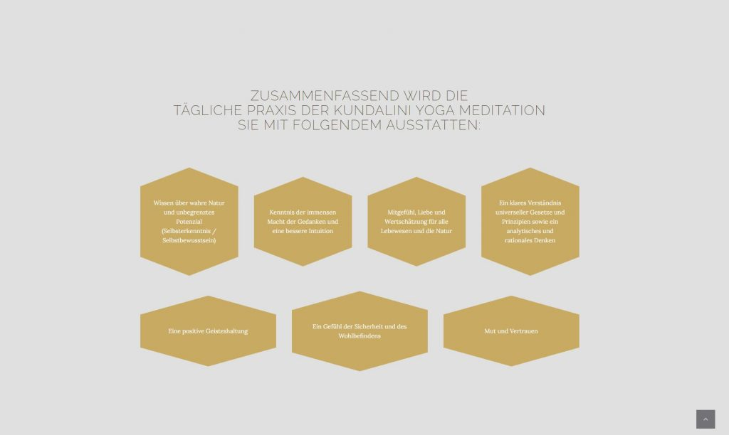 Wordpress Design Mahans Kundalini