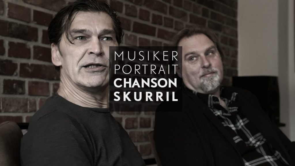 "Musiker Portrait Video Imagefilm ""Chanson Skurril"""