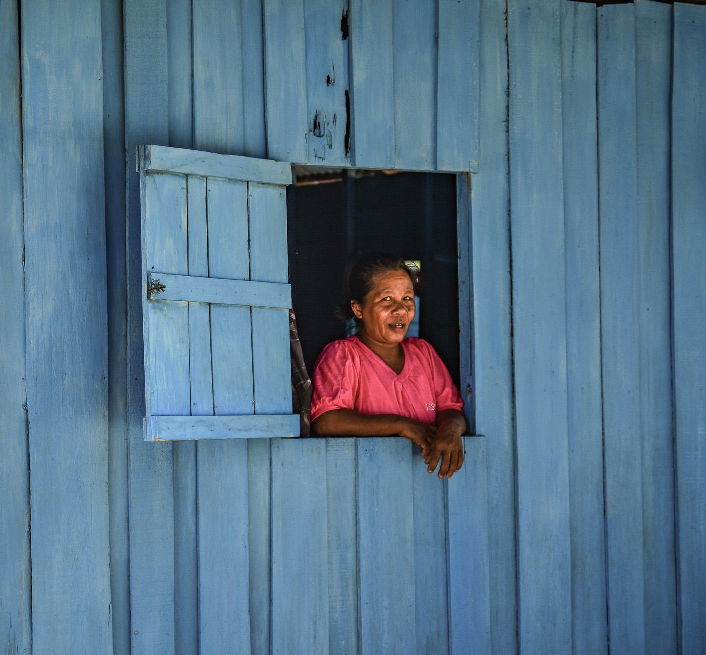 Indonesien Reise Fotografie Traven Portrait Reportage Photography Borneo