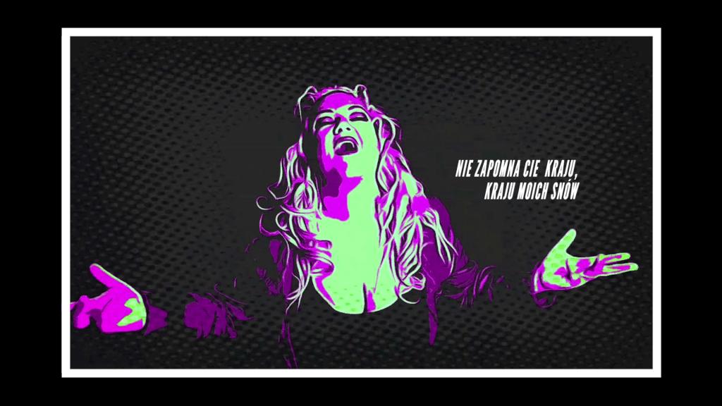 Pop Art Musikvideo Music Video Comic Style FrelaBLUE