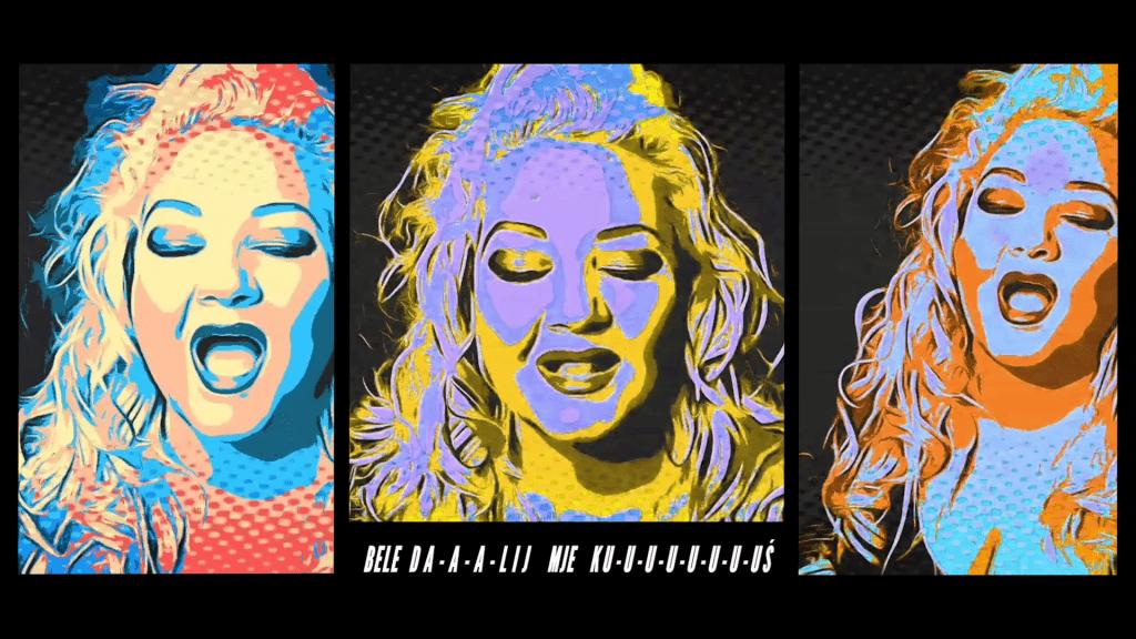Pop Art Musikvideo Music Video Comic Style