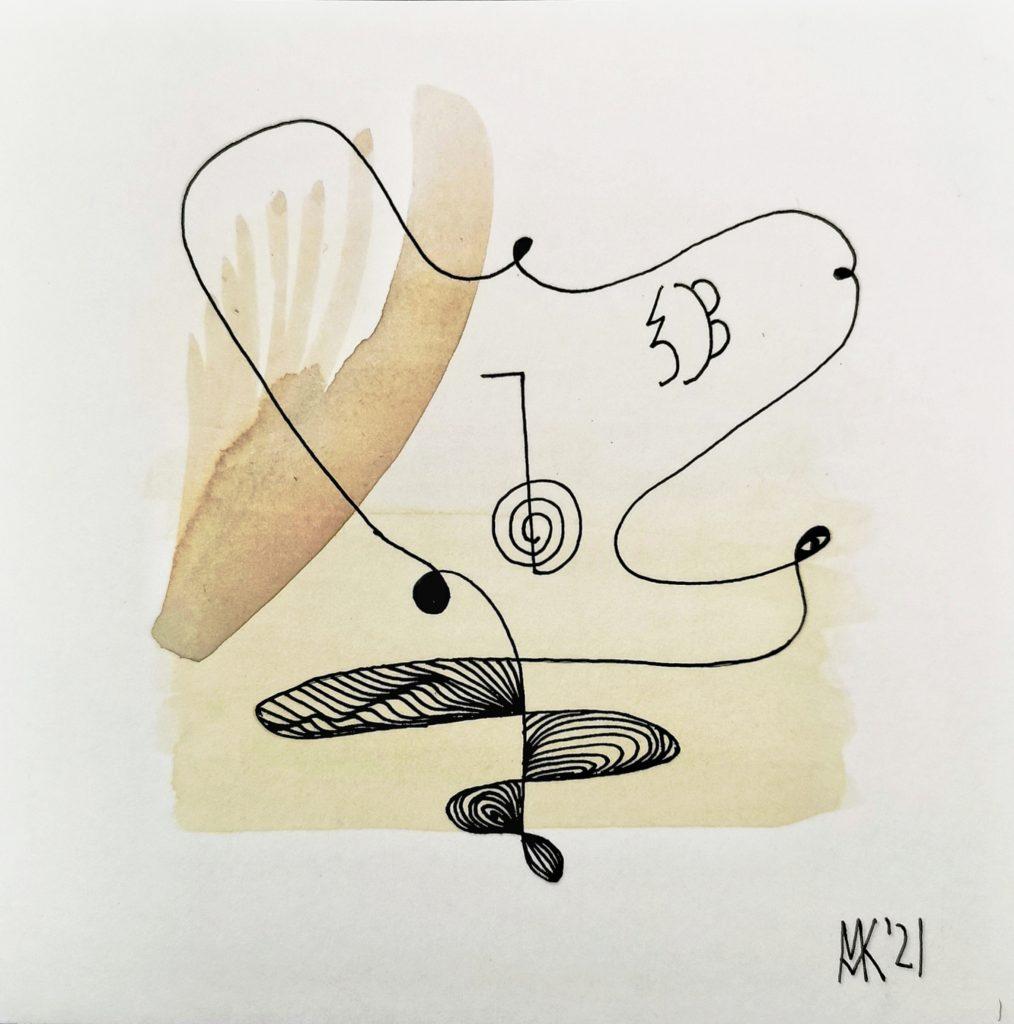 Zeitgenössische Abstrakte Kunst
